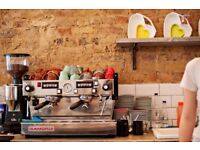 Barista All-Rounder in Buzzing Cafe/Restaurant in West London - Immediate Start