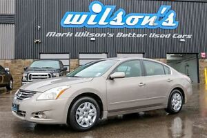 2012 Nissan Altima 2.5 S NEW TIRES! POWER PACKAGE! $46/WK, 4.74%