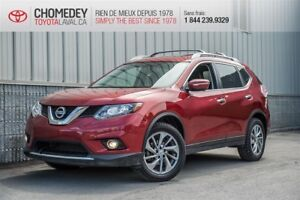 2014 Nissan Rogue SL CUIR toit AUTOMATIQUE FULL SL