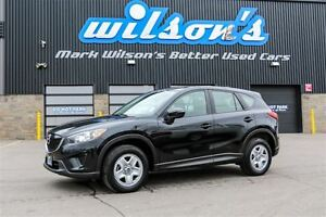 2015 Mazda CX-5 GX  POWER PACKAGE! KEYLESS ENTRY! INFO CENTER!