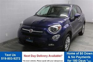 2016 Fiat 500X AWD w/ ALLOYS! BLUETOOTH! POWER PACKAGE! CRUISE C