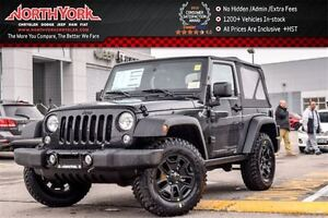 2017 Jeep Wrangler New Car Willys Wheeler 4x4|Bluetooth|Sat Radi