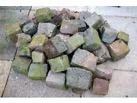 Granite Setts -- Used -- 45 Off