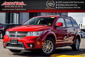 2017 Dodge Journey New Car SXT|7-Seater|Convenience Pkg.|Bluetoo