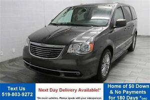 2016 Chrysler Town & Country TOURING-L w/ STOW & GO! LEATHER! PO