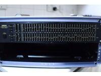 Yamaha EQ Graphic Equaliser Rack Unit Q2031A