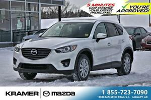 2016 Mazda CX-5 GS AWD $28,487!!