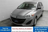 2013 Mazda MAZDA5 GS AUTOMATIC w/ ALLOYS! POWER PACKAGE! AIR CON
