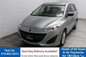 2013 Mazda MAZDA5 GS AUTOMATIC w/ ALLOYS! POWER PACKAGE! AIR CON