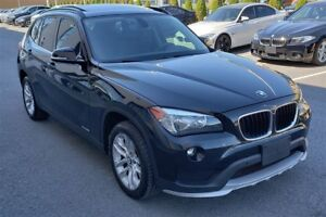 2015 BMW X1 xDrive28i PANORAMIC SUNROOF!