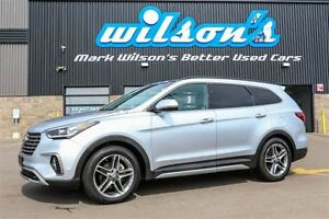 2017 Hyundai Santa Fe XL $103/WK, 5.89%ZERO DOWN! LIMITED! LEATH