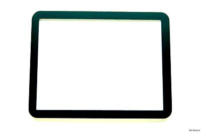 Canon EOS 7D LCD Window Glass TFT +Tape adhesive