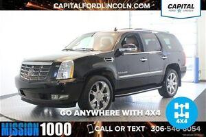 2010 Cadillac Escalade AWD **New Arrival**