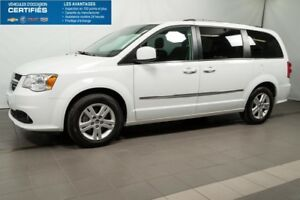 2017 Dodge GRAND CARAVAN CREW STOW AND GO