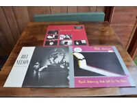 Rare Bill Nelson vinyl albums (2 double albums and 1 single Album), Thatcham, Berkshire