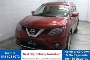 2014 Nissan Rogue SV! AWD! PANORAMIC SUNROOF! REVERSE CAMERA! HE
