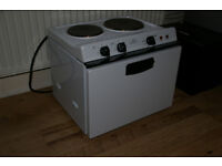 Baby Belling 121R Table Top Cooker