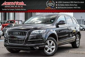 2012 Audi Q7 3.0L Premium|Clean CarProof|Cold Wthr Pkg|Bluetoot