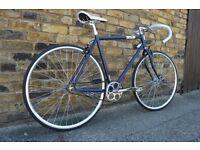 Brand new single speed fixed gear fixie bike/ road bike/ bicycles + 1year warranty & free service 1d