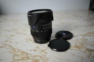 Zeiss 16-80 Vario-Sonnar T* f3.5-4.5 DT lens for Sony Alpha Mirror DSLR
