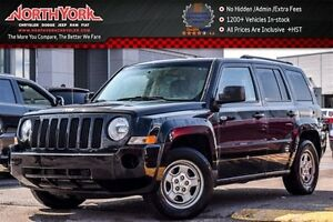 2010 Jeep Patriot North|4x4|Pwr.Options|RemoteKeylessEntry|AC|Au