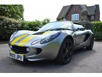 Lotus Elise MK2 For Sale ( FSH, 12 months MOT)
