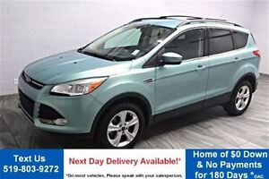 2013 Ford Escape SE 4WD! 2.0L ECOBOOST! SYNC! HEATED SEATS! POWE