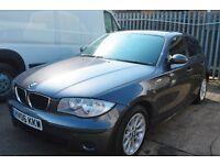 BMW 1 SERIES 116i ES 2006 in excellent condition With 12 Month MOT ONLY £2495