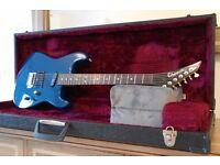 Charvette electric guitar