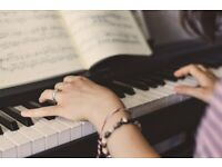 Online Piano lessons to help with ABRSM exams
