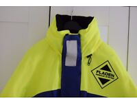 Fladen Full Length Flotation Suit as new condition