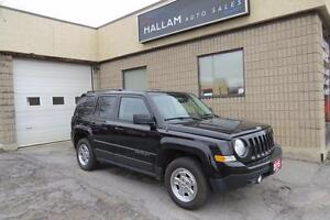 2015 Jeep Patriot Sport/North 4WD, Low kms