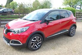 Renault Captur 1.5 dCi ENERGY Signature(s/s) 5door Full service history, one owner from new, v.g.c.