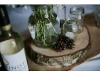 Wedding decor - vases