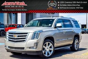 2016 Cadillac Escalade Luxury Collection 4WD Leather Sunroof Hea