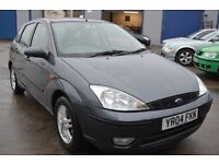 2004 Ford FOCUS AUTOMATIC IN GOOD CONDITION WITH 12 MONTHS MOT