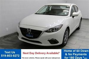 2014 Mazda MAZDA3 SPORT GX-SKYACTIV! HATCHBACK! BLUETOOTH! POWER
