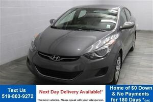 2012 Hyundai Elantra GLS w/ ONLY 59,000KM! HEATED SEATS! BLUETOO