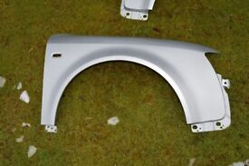 AUDI A4 B6 NEW FRONT DRIVERS SIDE WING