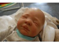 GORGEOUS REBORN BABY BOY OR GIRL IF YOU WANT TO CHANGE IT WITH CLOTHES AND MORE