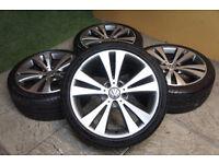 VW / Audi / Skoda Alloy wheels - 11 Sets TT Golf Passat T4 A3 A4 A8 Caddy Beetle 5x112 5x100 Leon