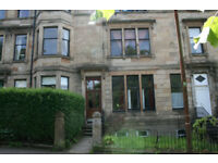 Fully furnished rooms to rent just off Queen Margaret Dr, West End, Glasgow, minutes from Byres Rd