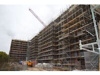 Qualified Scaffolders Required