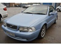 2003 Volvo C70 AUTOMATIC in immaculate condition With MOT until JUNE 2017