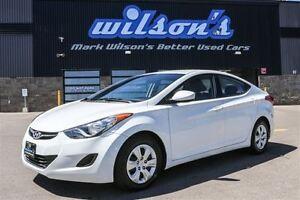2013 Hyundai Elantra $36/WK, 4.74% ZERO DOWN! NEW TIRES! NEW BRA