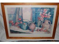 Framed Sarah Spackman Print