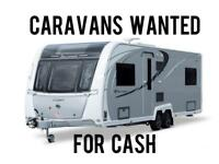 CARAVANS HORSE BOXES TRAILERS FOR CASH IN ANY CONDITION
