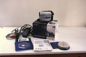 Sony DCR-DVD110E HandyCam Movie Camera