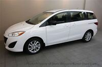 2012 Mazda MAZDA5 GS AUTO! 1 OWNER! A/C! POWER PACKAGE! ALLOYS!
