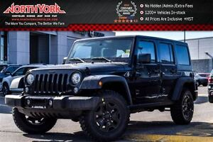 2017 Jeep WRANGLER UNLIMITED New Car Willys Wheeler|4x4|LED,Dual